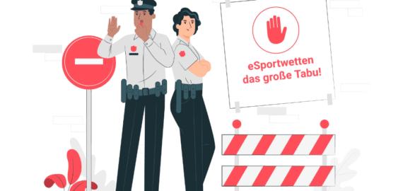 eSport Wetten Tipp: Diese Taktik ist ein Tabu!