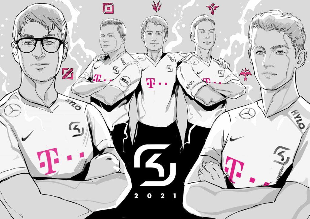 SK Gaming lec roster